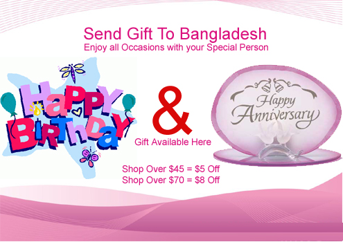 Send Gift To Bangladesh
