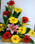 send gifts to bangladesh, send gift to bangladesh, banlgadeshi gifts, bangladeshi Thailand Flower