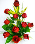 send gifts to bangladesh, send gift to bangladesh, banlgadeshi gifts, bangladeshi Rose Basket
