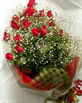 send gifts to bangladesh, send gift to bangladesh, banlgadeshi gifts, bangladeshi Red Bouquet