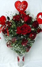 send gifts to bangladesh, send gift to bangladesh, banlgadeshi gifts, bangladeshi Rose With Love Stick