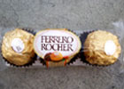 send gifts to bangladesh, send gift to bangladesh, banlgadeshi gifts, bangladeshi 3pcs FERRERO ROCHER