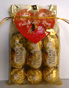 send gifts to bangladesh, send gift to bangladesh, banlgadeshi gifts, bangladeshi Ferrero Rocher Valentines Packet