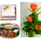 send gifts to bangladesh, send gift to bangladesh, banlgadeshi gifts, bangladeshi Rose, Chocolate, Cake Combo
