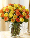 send gifts to bangladesh, send gift to bangladesh, banlgadeshi gifts, bangladeshi 36 Rose with Vase