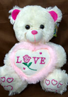 send gifts to bangladesh, send gift to bangladesh, banlgadeshi gifts, bangladeshi Soft Love Teddy