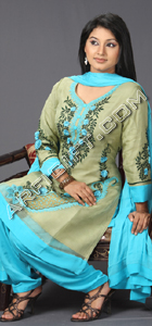 send gifts to bangladesh, send gift to bangladesh, banlgadeshi gifts, bangladeshi Exclusive Moslin Dress
