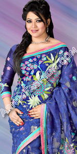 send gifts to bangladesh, send gift to bangladesh, banlgadeshi gifts, bangladeshi Exclusive Jamdani Sari