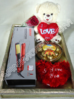 send gifts to bangladesh, send gift to bangladesh, banlgadeshi gifts, bangladeshi Valentines Exclusive Combo Gift