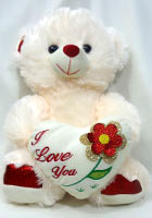 send gifts to bangladesh, send gift to bangladesh, banlgadeshi gifts, bangladeshi I Love You Teddy