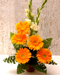 send gifts to bangladesh, send gift to bangladesh, banlgadeshi gifts, bangladeshi Gerbera Basket