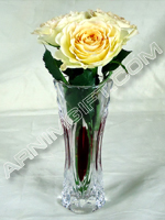 send gifts to bangladesh, send gift to bangladesh, banlgadeshi gifts, bangladeshi Yellow Rose with Vase
