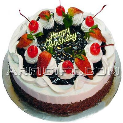 Send Black Forest Birthday Cake To Bangladesh Newspaper Bangladeshi Gift Gifts